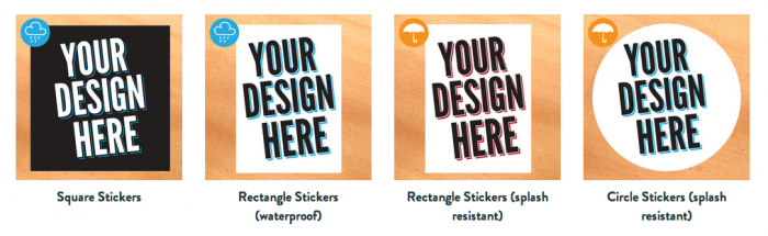 custom stickers, sticker printing, auckland printers, new zealand, stickers,